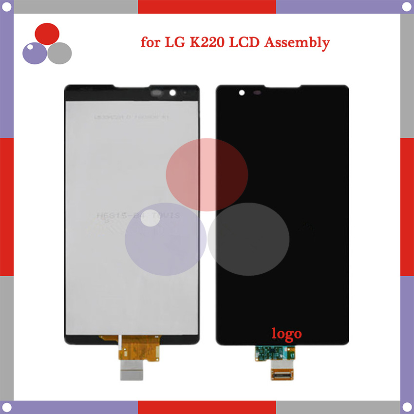 For LG X Power X3 K220ds K220dsK K210 K450 K220 LCD Screen Display + Touch Screen Digitizer Assembly Free shipping<br>
