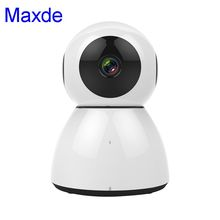 Buy Maxde Snow Man 1080P HD Wireless Wifi IP Camera P/T Surveillance Camera Night Vision CCTV Baby Monitor 2017 New Arrival for $86.73 in AliExpress store