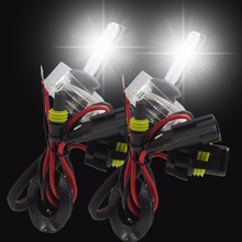 Buy 55W 12V Car HID Xenon Bulb Headlight Lamp Replacement Auto Motorcycle Light Source 3000K 4300K 5000K 6000K 8000K 10000K for $20.01 in AliExpress store