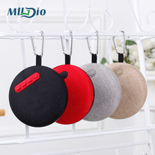 Mlldio Bluetooth Speakers Portable Mini Boombox with TF/Aux/FM Amplifier MP3 Subwoofer With Mic Loudspeaker for smart phones