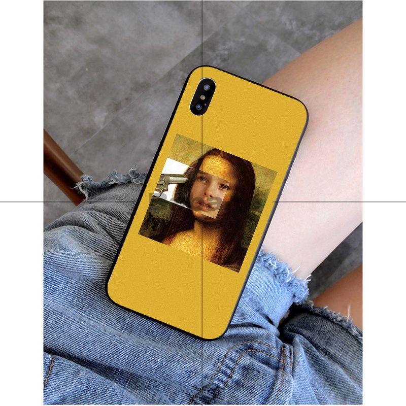 Mona lisa Mathilda Natalie Portman Kuso