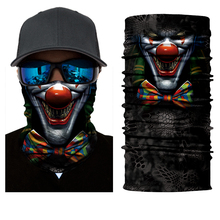 Multi Bandana Girl Women Motorcycle Biker Face Mask Neck Scarf Magic Bandana(China)