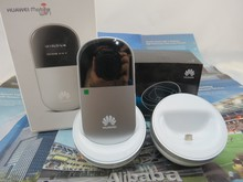Huawei E586 3G Mobile HSPA+ 21Mbps UMTS WLAN Wifi Hotspot+ HUAWEI E586 Dock charger stand dock station base