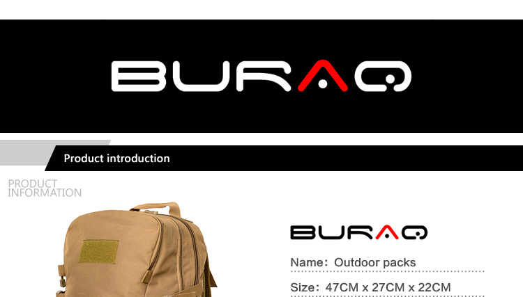 50L Rechargeable Outdoor sports Military Tactical Rucksack travel Camping Hiking Backpack climbing bag double shoulder outdoor bag (1)