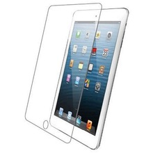 Tempered Reinforced Glass Screen Protector Film Case For iPad 2 3 4 5 Air For iPad Mini 1 2 3 4 Clear Front Films + Retail Box