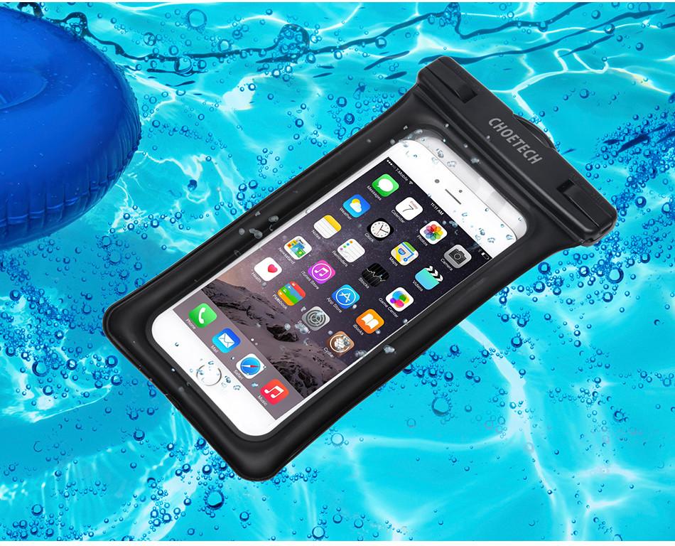 Waterproof Mobile Phone Bag 8