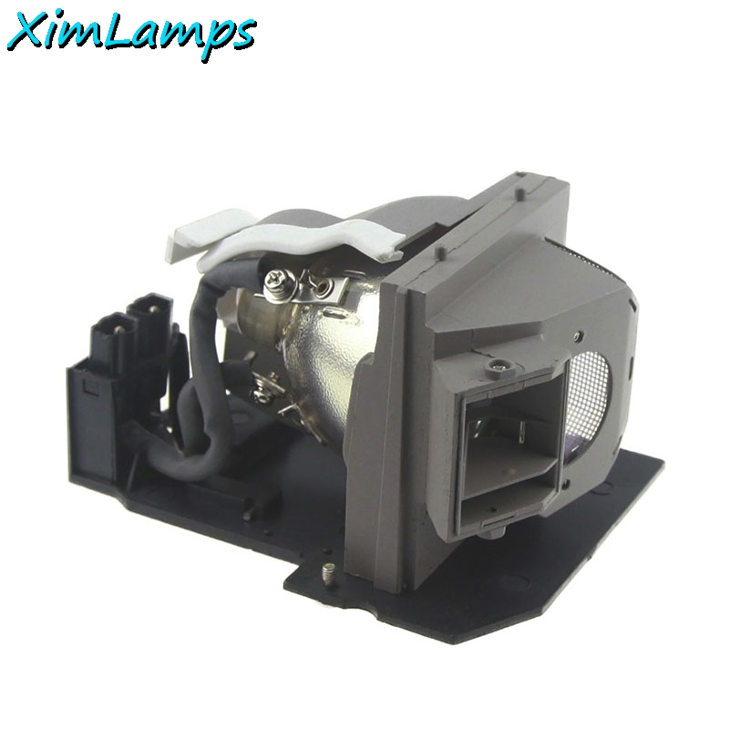 Projector Replacement Lamp 725-10046 with good quality housing for Dell 5100MP 725-10046 / 310-6896 / N8307 VIP350W<br>
