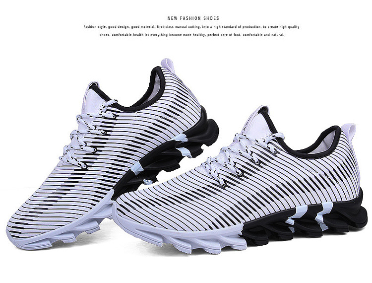 17New Hot Light Running Shoes For Men Breathable Outdoor Sport Shoes Summer Cushioning Male Shockproof Sole Athletic Sneakers 44