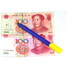 Useful Banknotes Detector Counterfeit Currency Money Detector Note Tester Pen Counterfeit Marker Fake Detector Tester Marker Pen