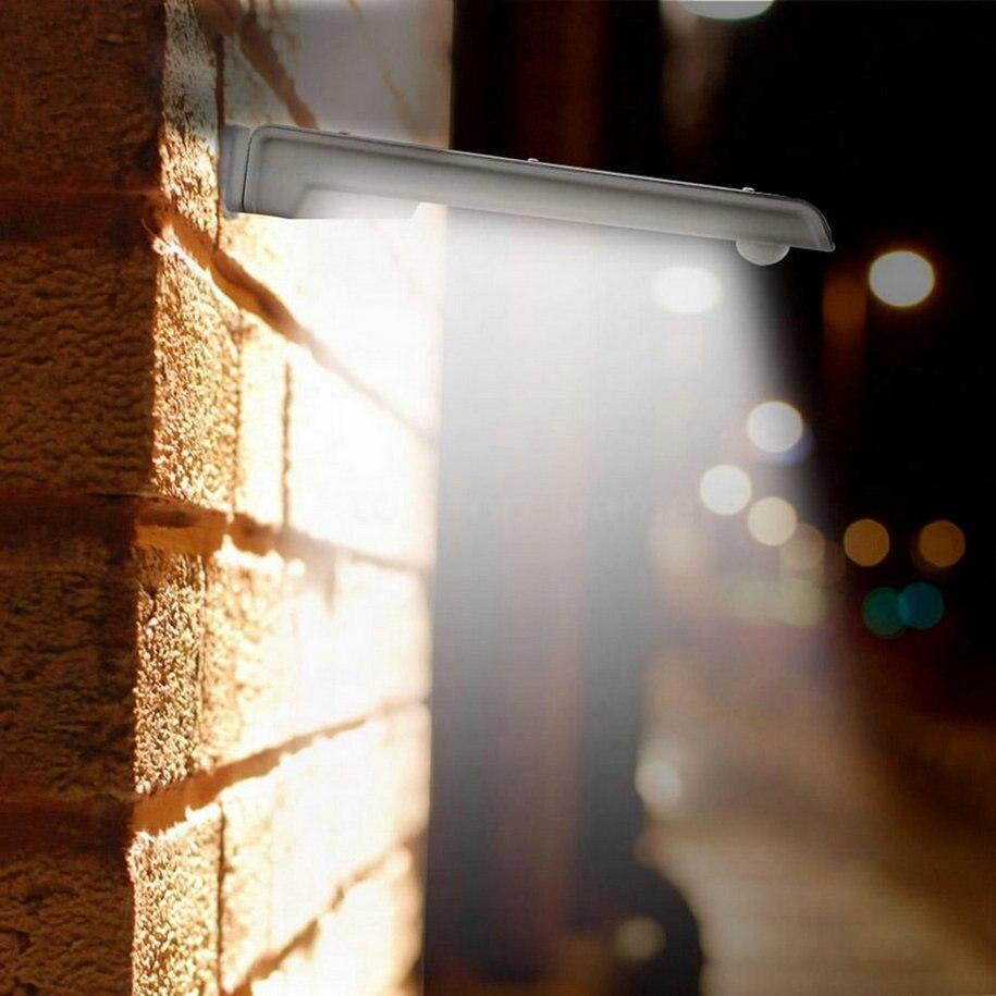 25 LED Wireless Solar Power Human Body Motion Sensor Lamp Waterproof Outdoor Garden Home Path Wall Light Stock Offer<br><br>Aliexpress