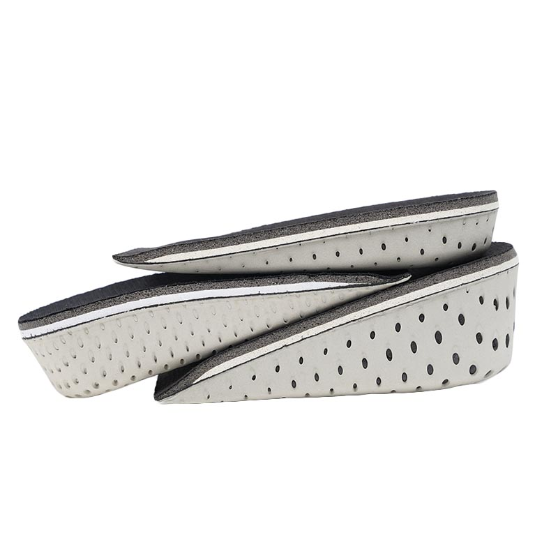 1Pair Height Increase Insole Heel Lift Insert Shoe Pad Increase Foam Soles