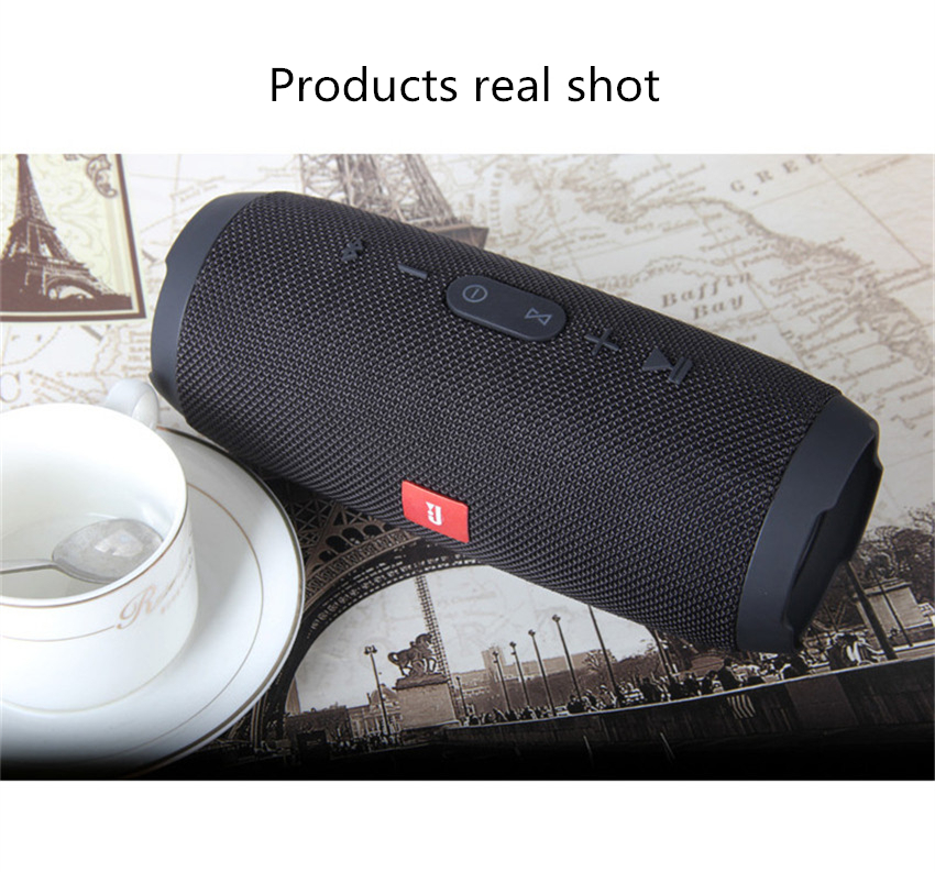 Bluetooth Speaker Outdoor 13