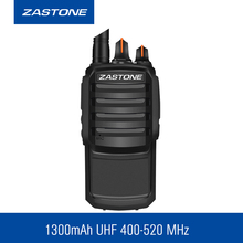 Zastone ZT-A6 Walkie Talkie 5W UHF 400-520MHz Handheld Radios Commnication Equipment Portable Hunting Radio