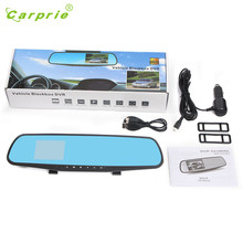 Dropship Hot Selling 1080P 2.8 inch HD LCD Car Mirror Camera HD Vehicle DVR Cam Recorder Dashboard Gift May 19