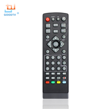 1pc Remote control For DVB T2 Reciever Remote Control for DVB TV box set-top boxes New Design Free Shipping(China)
