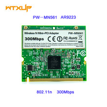 Atheros AR9223 300 Мбит/с Mini PCI Беспроводной N Wi-Fi адаптер PW-MN561 мини-PCI карты WLAN для acer Asus Dell Toshiba(China)
