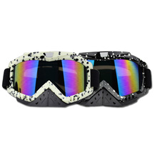 New Glass Motorcycle Goggles Motocross Bike Cross Country off Road helmets goggles Dirt Bike ATV MX Goggles Bike Goggles
