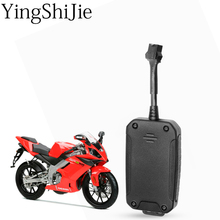 YingShiJie motorcycle bike car GSM 3G micro GPS tracker Geo fence alarm real time vehicle tracking locator rastreador veicular - Official Store store