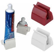 Bathroom Set Accessories Rolling Tube Tooth Paste Squeezer Toothpaste Dispenser + Tooth Brush Toothbrush Holder