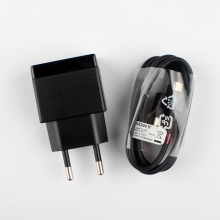 Original Sony EP880 Wall charger Travel charger + EC801 Cable For Sony Xperia Z Ultra Z1 Z2 Z3 Z4 Z5 L39H Z3mini Z1 mini