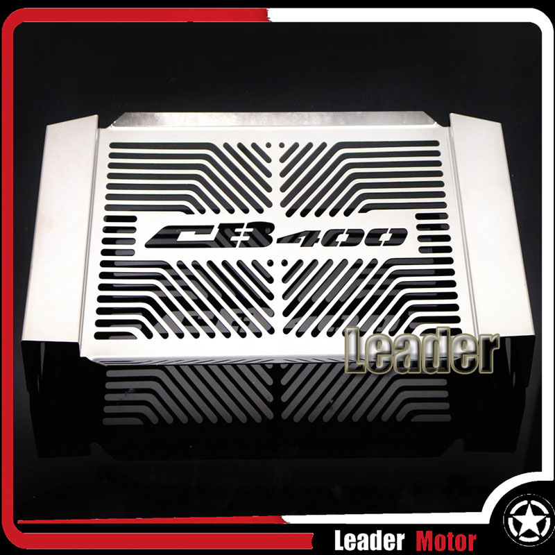 Hot Sale For HONDA CB400 VTEC 1999-2012 Hot sale Motorbike Accessories  Radiator Grille Guard Cover Protector<br>