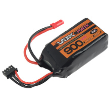 Fast charge Mini Lipo Battery 11.1V 3S 900mAh 25C Lipo Battery Pack Best For RC Drones High capacity