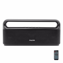 HAYNIE Remote Bluetooth Speaker Power Bank Portable Mini Computer Speaker Wireless Loudspeaker 4000mah Rechargeable Battery(China)
