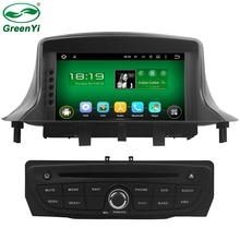 "GreenYi GreenYi Android 5.1 Car PC DVD Player For 7"" RENAULT Megane II/Fluence (2009-2016) GPS Bluetooth Radio DVR Map 2 Cameras"