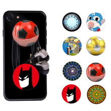 Mandala Round POP Fashion New Design Phone Holder For Smart Phone Air Stander For iPhone Samsung For iPhone 7 Xiaomi Portable