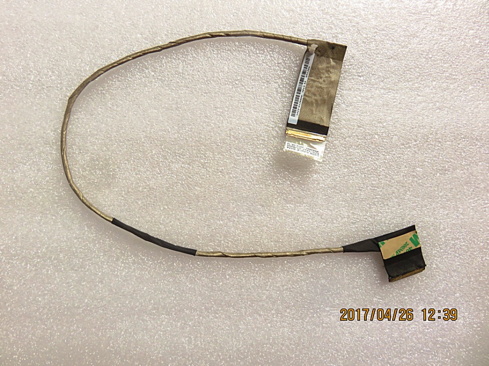 original for  C17A led lcd LVDS CABLE 1422-01JS000<br>