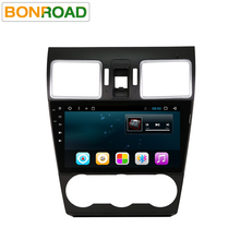 "Bonroad Newest 9"" Pure Android 6.0Rom 2G Rom 32G GPS For forester 2014-2016 Bluetooth Car Player Navigation Radio(No dvd )wifi"