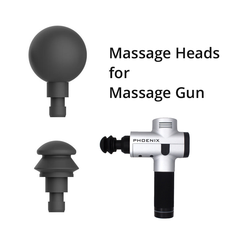 Muscle Therapy Massage Gun Attachments Massage Heads for Electric Massager Body Relaxation Pain Relief