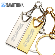 SAMITHINK USB Flash Drive High Speed USB 3.0 Flash Memory Stick Business Pendrive Gift Pen Drive 64GB 32GB 16GB 8GB(China)