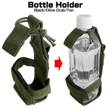 Bags Carrier-Belt-Pouch Canteen-Kettle Water-Bottle-Holder Molle Military Army Hunting