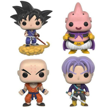 Anime Dragon Ball Z Character 10cm Model Action Figure Toys(China)