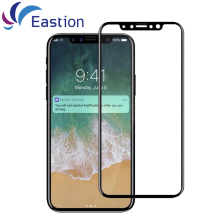 Buy Screen Protector iPhone X 8/8 Plus Protection Tempered Glass Ultra-thin 3D Edge Full Coverage Apple iPhone 8 X Flim HD for $3.99 in AliExpress store