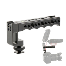 Ulanzi Video Stabilizing Top Handle Cold Shoe Extender Mount 1/4 3/8 Thread SLR DSLR Nikon Canon EOS Pentax Olympus