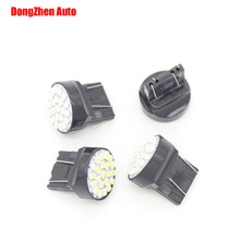 1X 12V T20 W21/5W WY21W W21W 7443 22 3020 Auto Headlight LED Car External Light Brake Spot Parking Reverse Light Source Xenon