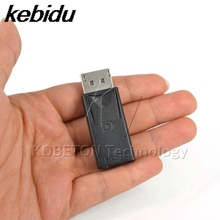 kebidu 1080P HDTV DVD Display Port DisplayPort DP Male To HDMI Female Converter Cable Adapter Video Audio Connector For Mac(China)