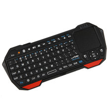 KEBETEME Mini Wireless Bluetooth Keyboards with Built-in Mouse Mice Touchpad For IOS Windows Android(China)