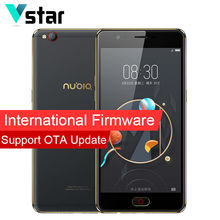 "International firmware Nubia M2 Lite 4GB RAM 32GB ROM 5.5"" Dual SIM Smartphone Quad Core MTK6750 LTE Android M 16.0MP+13.0MP"