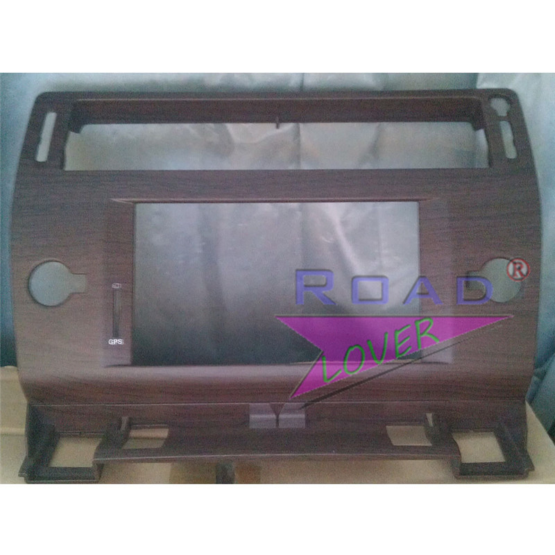 car stereo touch screen