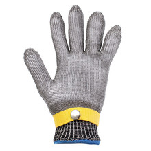 Durable Quality Steel Wire Mesh Safety Gloves Excellent Quality Soft And Comfortable Elastic Outstanding