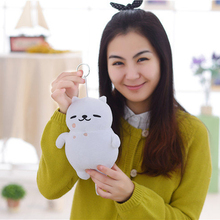 "1pcs 8"" 20cm Game Neko Atsume Backyard cat Darake Zukan plush Toy Xmas Gift backyard cat meow"