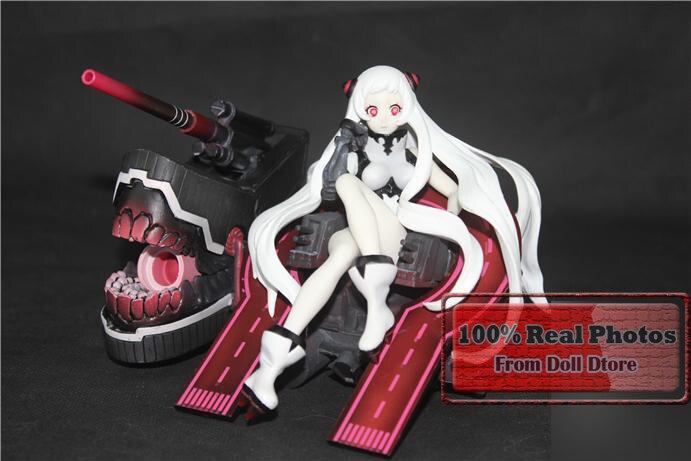 15CM Japanese original anime figure Kantai Collection Hoppo Cute Girl Action Figure PVC Collectible model<br>
