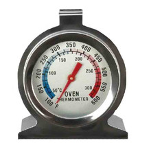 Happy Sale  Home Food Meat Dial Stainless Steel Oven Thermometer Temperature Gauge sep930
