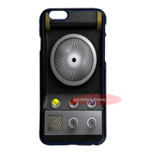 Star Trek Communicator Cover Case for LG iPhone 4S 5S 5C 6 6S Plus iPod 4 5 6 Samsung S2 S3 S4 S5 Mini S6 Edge Plus Note 2 3 4 5