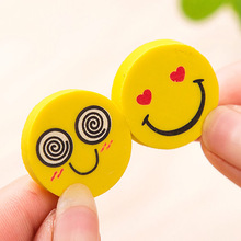 Cute Kawaii Smiley for Kids Model Gift School Supplies Korean Stationery Action & Toy Figures Free shipping