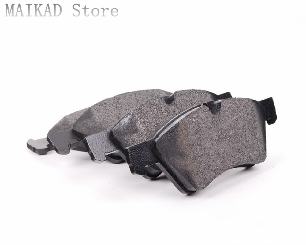 For Jaguar S-Type Vanden Plas XF XJ8 Set of Front /& Rear Disc Brake Pads Genuine