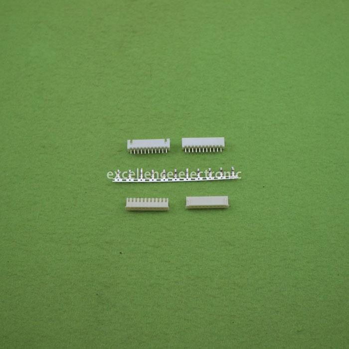 100sets/Lot 11 Pin Connector Leads Header 2.54mm XH-11P Kit Housing Pin header Terminal<br><br>Aliexpress
